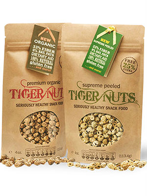 Tiger Nuts for weight loss