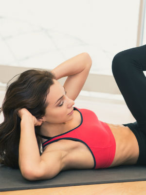 avoid these exercises with a bad back